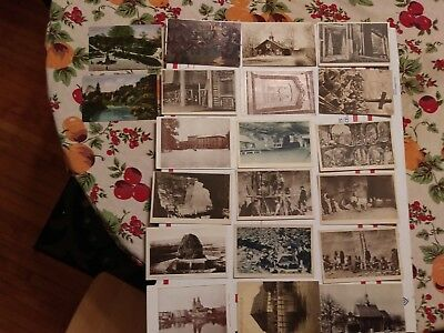 Old postcards, small lot of 20 cards, I believe all Polish