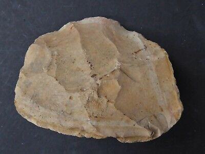 Rare Mousterian Or Neandertal Flint Core From France