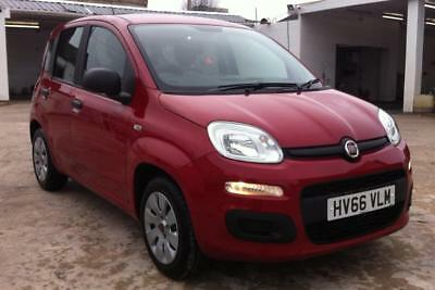2016 FIAT PANDA Pop 1.2 only 2k genuine mileage! No previous owners