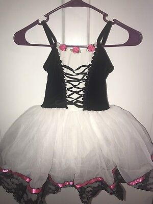 dance costume ballet small child Wolff Fording