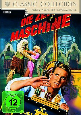 The Time Machine (1960) (H.G.Wells) Rod Taylor * UK Compatible DVD New