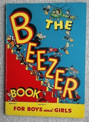 Vintage Beezer Annuals 1959 to 1964 Job Lot   Like Beano, Dandy Annuals