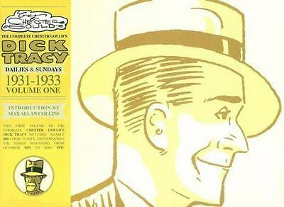 Dick Tracy: Dailies and Sundays, 1931-1933 Vol. 1 by Chester Gould (2012,...