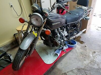 1976 Honda Gold Wing  1976 HONDA GOLDWING GL1000