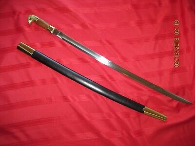 High Quality Russian Cossack Shasqua Sword Replica At New Lower Price!