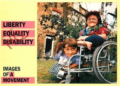 Picture Postcard: Leeds Postcards, Liberty, Equality, Disability