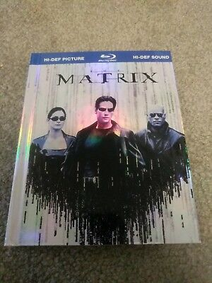 The Matrix Blu-ray 10th Anniversary