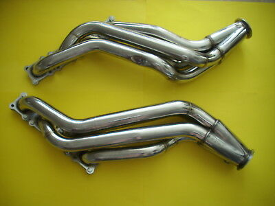 W 204  C63  AMG Mercedes High Speed Fächerkrümmer Headers  Edelstahl Neu