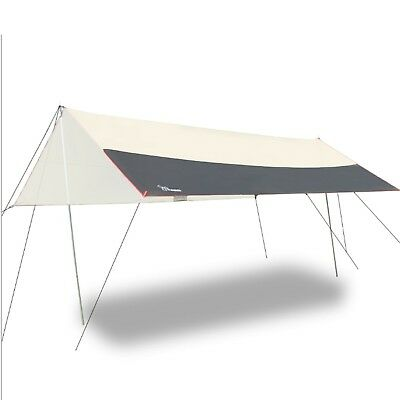 White Patio Camping Large Portable Fishing Outdoor Garden Car Canopy 3X4 M
