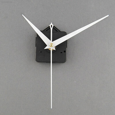 10EA Useful Clock Movement Tool Replacement with White Hands Economic DIY