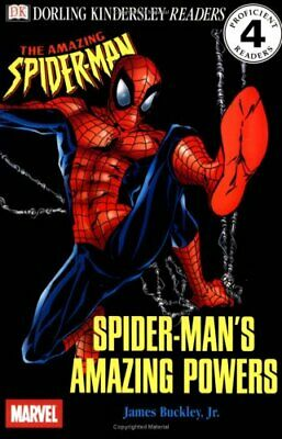 Spider-Man's Amazing Powers (DK Reader - Level 4 (Qual... by Teitelbaum, Michael