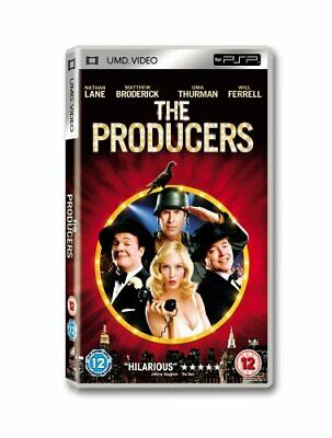 The Producers [UMD Mini for PSP] - DVD  CWVG The Cheap Fast Free Post