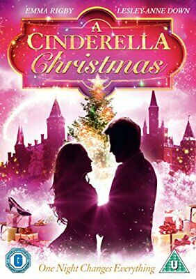 A Cinderella Christmas [DVD] - DVD  NXVG The Cheap Fast Free Post