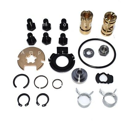 KKK K03 TURBOCHARGER Turbo Charger Complete Gasket And Bolt