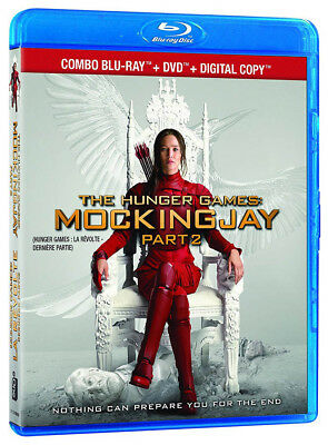 The Hunger Games: Mockingjay, Part 2 (Blu-ray  New Blu