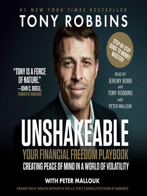 Unshakeable: Your Financial Freedom Playbook by Tony Robbins - PDF BOOK