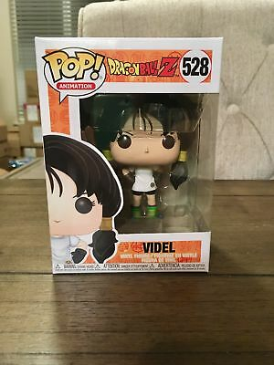 Funko Pop! Dragon Ball Z Videl Vinyl Figure #528