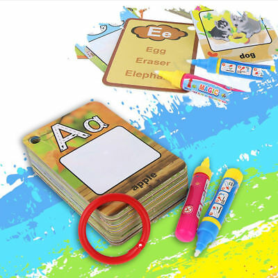 WATER BASED ABC DRAWING SET & Free Shipping 2 Options