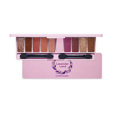 *Etude House* NEW Play Color Eyes Lavender Land [0.9g x 10] - Korea Cosmetic