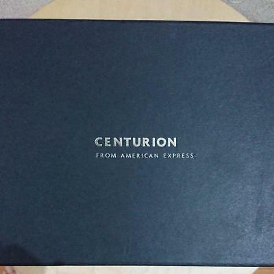 American Express  Centurion Black card holders limited Jewelry Box Birthday Gift