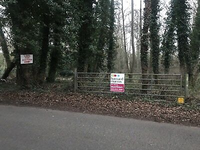 Half An Acre Of Land For Sale, Sunningdale Ascot Berkshire
