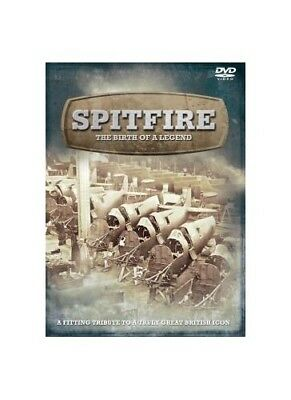 Spitfire: The Birth of a legend -  CD TGVG The Fast Free Shipping