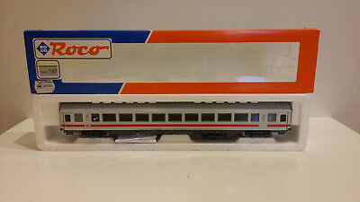 Roco 45230 DB AG 2.KL. IC Wagen mit Snackpoint exact 1:87 in OVP