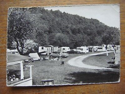 HAN REMOUCHAMPS ( Aywaille ) Camping A l'ai pur