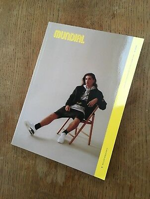 Mundial Magazine Issue 15, Hector Bellerin - Limited subscriber cover