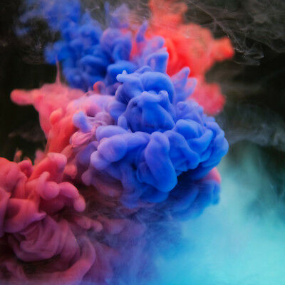 Colorful Smoke Background Show Smoke Pull Ring Smoke Tube Film Special Prop