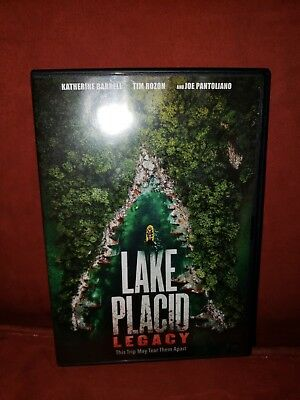 Lake Placid: Legacy (2018) Dvd