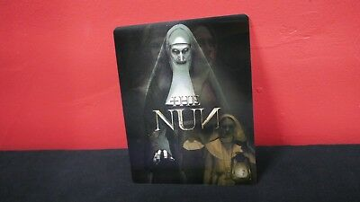 THE NUN (2018) - 3D Lenticular Magnetic Cover Magnet for BLURAY STEELBOOK