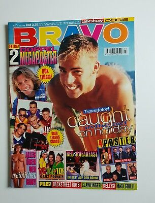 Bravo 7 vom 8.2.1996 - Clawfinger / Tic Tac Toe / Caught In The Act (0561)
