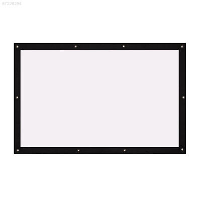 A847 16: 10 Wedding Foldable Projector Screen Squares 100inch