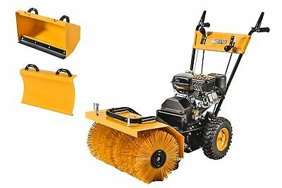 3 In 1 196Cc Snow Removal Machine Loncin Motor With Electric Starter
