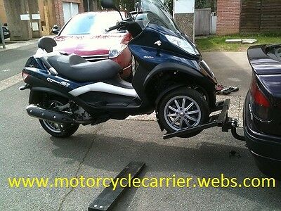 """scooter Mp3 Remorque""bike Carrier New In Europe"" France 1"