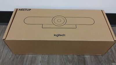 *NEW/SEALED* Logitech Meetup 960-001101 video conference camera <<<