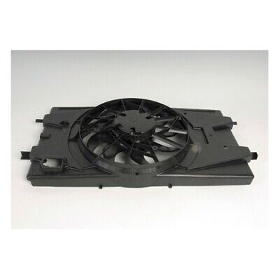 Engine Cooling Fan Assembly-Radiator Fan Assembly fits 03-07 Saturn Ion 2.2L-L4