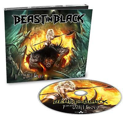 Beast In Black- From Hell with Love CD ALBUM NEW (8TH FEB)
