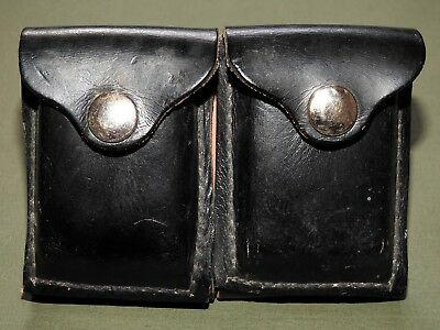 US Air Force USAF Vietnam SECURITY POLICE S&W .38 REVOLVER GUU-1/P AMMO POUCH