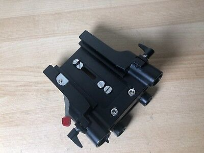 15mm19mm Camera Base Plate fits Dovetail Tripod plate