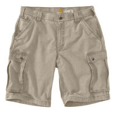 c9ba3aaf3f CARHARTT 100277 - Men's Rugged Cargo Short - Tan 232 - $24.99 | PicClick