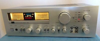 Sansui A-80 Stereo Integrated Amplifier, Made in Japan !
