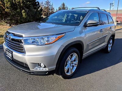 2016 Toyota Highlander Limited 2016 Toyota Highlander Limited! Only 1,256 Miles!!