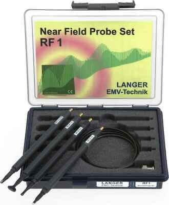 Langer EMV RF1 Set Near-Field Probes 30 MHz up to 3 GHz