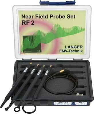 Langer EMV RF2 Set Near-Field Probes 30 MHz up to 3 GHz