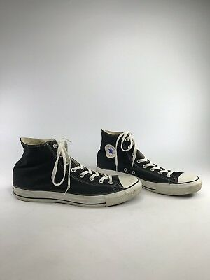 b0a0ffd7936a Converse Unisex Chuck Taylor All Star High Top Canvas Shoes Black M13 W15