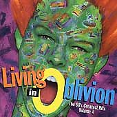 Living in Oblivion 80's Greatest Hits Vol. 4 CD STRAWBERRY SWITCHBLADE MOTELS...