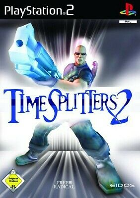 PS2 / Sony Playstation 2 Spiel - Time Splitters 2 mit OVP