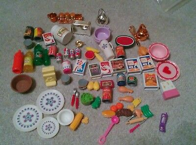 barbie kitchen accessories